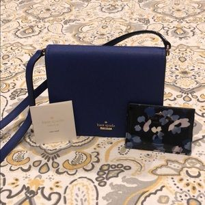 NWOT Kate Spade purse with Credit Card Wallet
